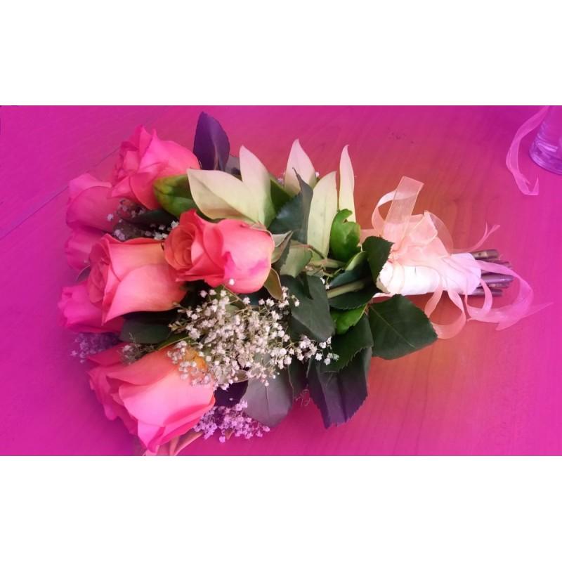 15 rosas para cumpleaeras