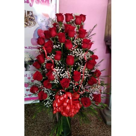 Rosas en Manojo