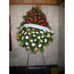 Ofrenda Palma Rosas Importadas
